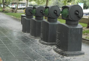 El Ayuntamiento de Leganés aprueba la contratación de las obras de reparación del sistema de recogida neumática de residuos urbanos de Zarzaquemada