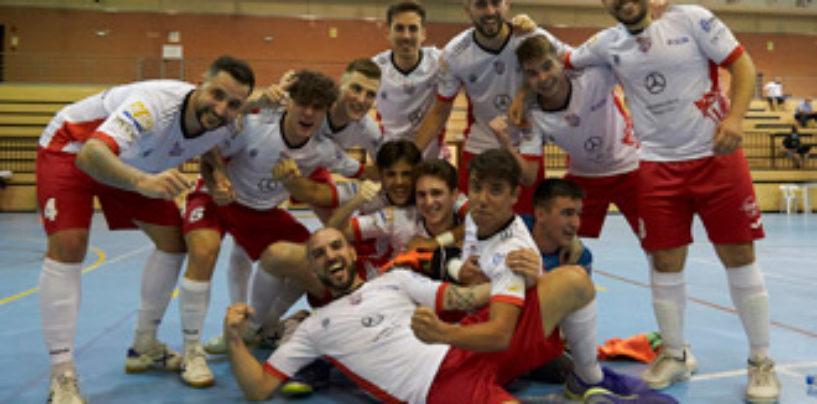 El C.D. Leganés Fútbol Sala asciende a Segunda División