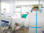 Las enfermeras del Severo Ochoa frente al COVID