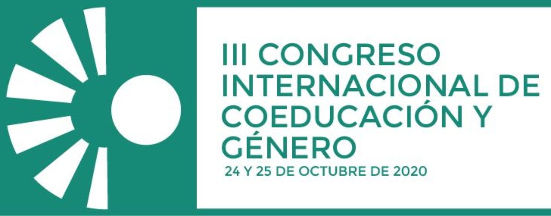 III Congreso Internacional de Coeducación y Género – 24 y 25 de octubre de 2020