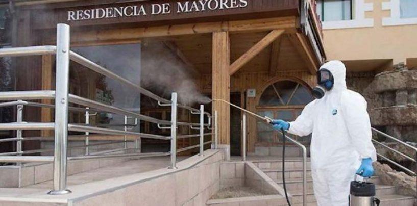 La querella por el crimen cometido en las residencias de Madrid llega al Supremo