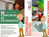 """Concursos de la FAPA """"Francisco Giner de los Ríos"""": fotografía, dibujo, pintura, collage y cómic"""