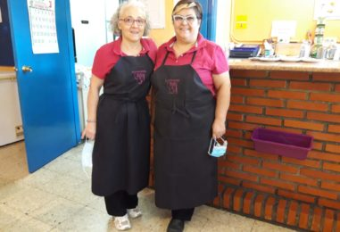 Cafeterías en los centros educativos – CEPA Rosalía de Castro de Leganés