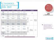 Actividades deportivas y culturales 2020/21 – Asociación Vecinal Arroyo Culebro