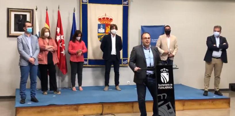 Reunión de los alcaldes del sur sin la presidenta de la Comunidad de Madrid