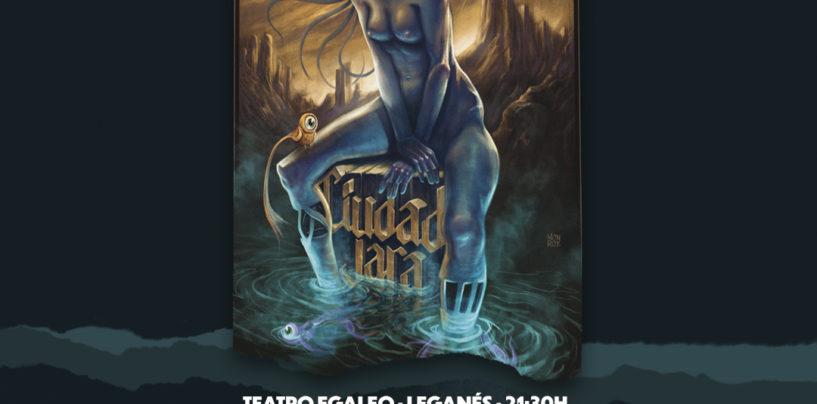 Ciudad Jara realizará en el Teatro Egaleo de Leganés su presentación en la Comunidad de Madrid