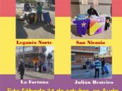Este sábado en la Avda. Martín Vegue – Mercado de Sanabria
