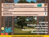 Salud y Escuela #ResilienciaEscolar