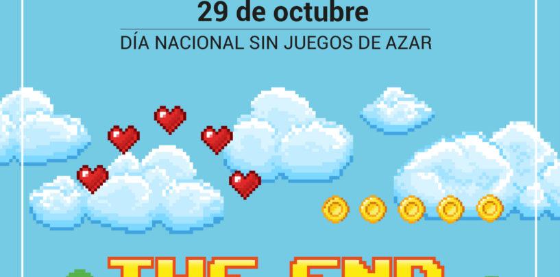 El Ayuntamiento se suma al Día Nacional sin Juegos de Azar con una campaña de sensibilización