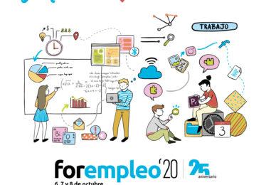 108 empresas han conectado con 6.590 estudiantes en el primer FOREMPLEO 100% digital