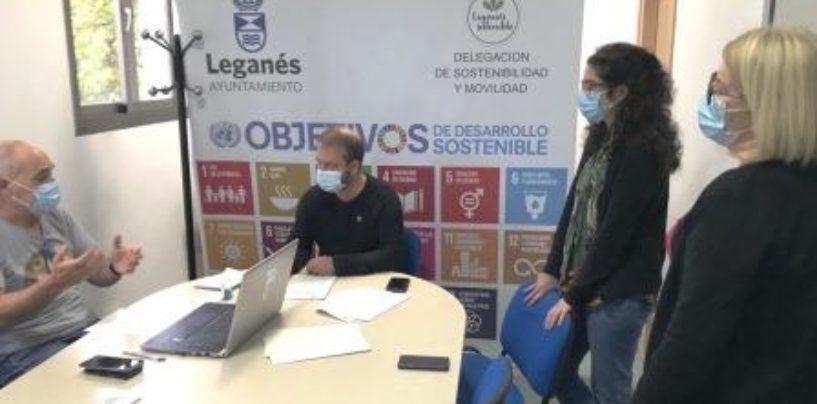 Leganés se une a la Red de Entidades Locales para la Agenda 2030
