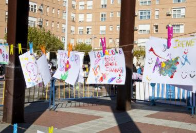 El Ayuntamiento abre el plazo para que los niños, niñas y adolescentes de Leganés participen en el proyecto 'Yo también pinto'