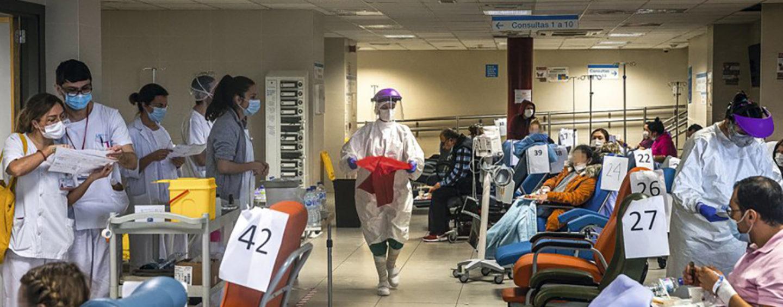 SATSE Madrid convoca huelga de toda la Enfermería pública madrileña
