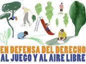 #NiUnParqueCerrado: organizaciones de la sociedad civil madrileña inician una campaña contra el cierre de los parques