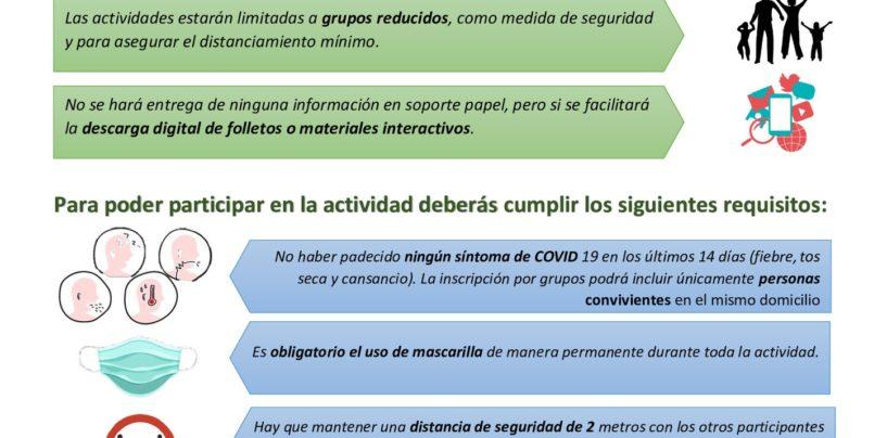 Noviembre 2020 CEA Polvoranca y CEA Bosque Sur