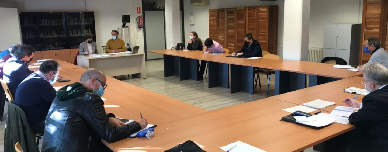 El Gobierno local presenta el borrador de Presupuesto al Consejo Económico y Social de Leganés