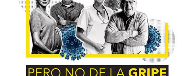 Comienza la campaña municipal de vacunación contra la gripe que permitirá vacunar a 2.400 mayores de Leganés