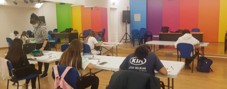 El Ayuntamiento de Leganés abre un espacio específico para Infancia y Juventud en el barrio de Vereda de los Estudiantes