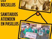 Firma para cambiar la avenida principal de Leganés por Avenida de la Sanidad Pública