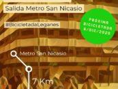 Bicicletada de diciembre en Leganés (actualizada)