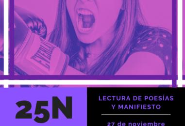 #25N #NIUNAMAS #NIUNAMENOS
