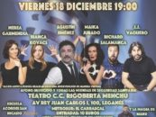VI Gala Benéfica de Humor «Suma con tu Risa»