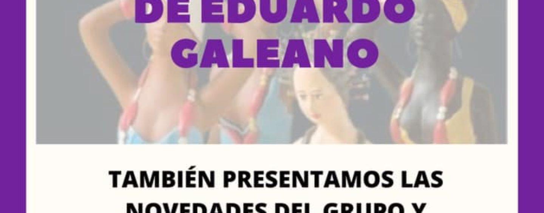 Representación de textos: Mujeres de Eduardo Galeano