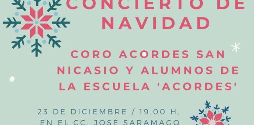 Concierto de Navidad del Coro Acordes San Nicasio