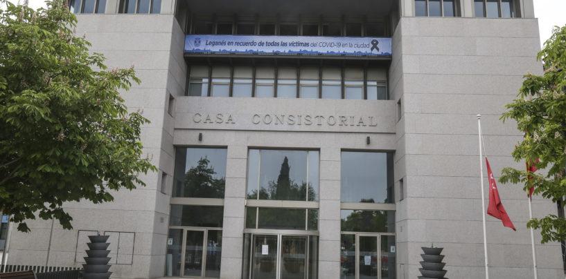 El Pleno de Leganés solicita al Gobierno de España que declare la ciudad como Zona Afectada Gravemente por una Emergencia
