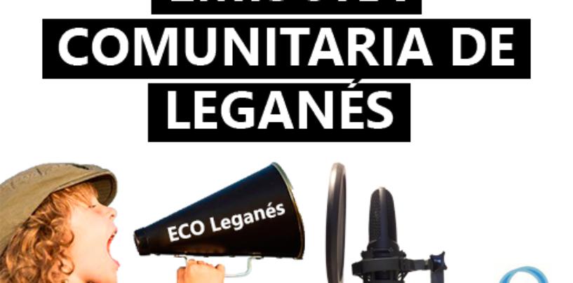 Formulario de solicitud de programa de radio: Emisora Comunitaria de Leganés