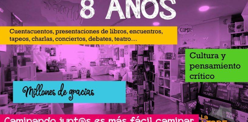 La Libre de Barrio: 8 años