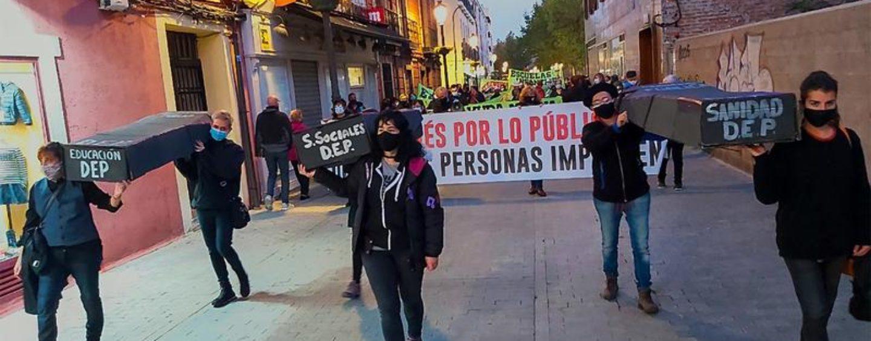 """El """"tapón"""" en los servicios sociales de Leganés: """"No se reponen bajas y se burocratizan todas las ayudas"""""""