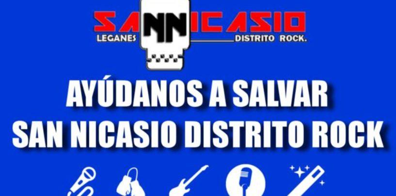 Salvar San Nicasio Distrito Rock