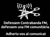 Defendamos a Contrabanda FM, defendamos una FM comunitaria