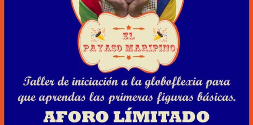 Aprende globoflexia con… El Payaso Maripino