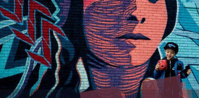8M: Jornada de Arte Urbano Colaborativo