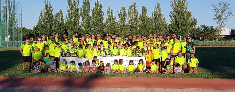 Domingo negro para los Maratonianos de Leganés