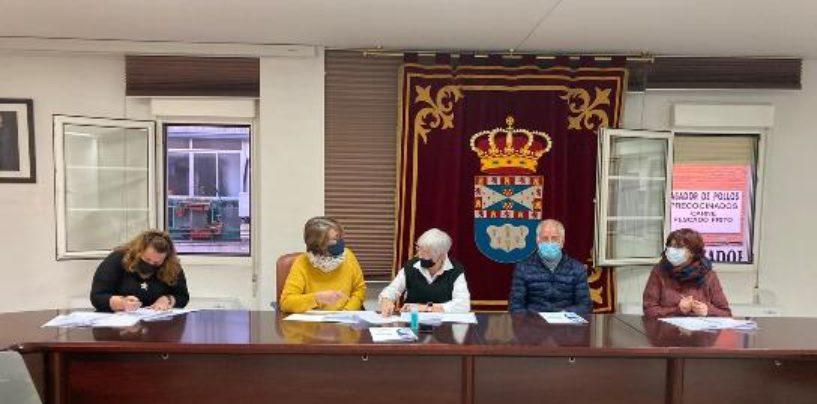 Nueva cesión de espacios para cinco entidades ciudadanas del barrio de La Fortuna
