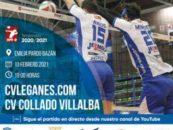 Fin de semana con Club Voleibol Leganés