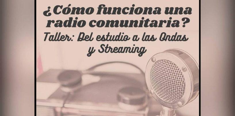 Encuentros Fuera de Ondas: ¿Cómo funciona una radio comunitaria?