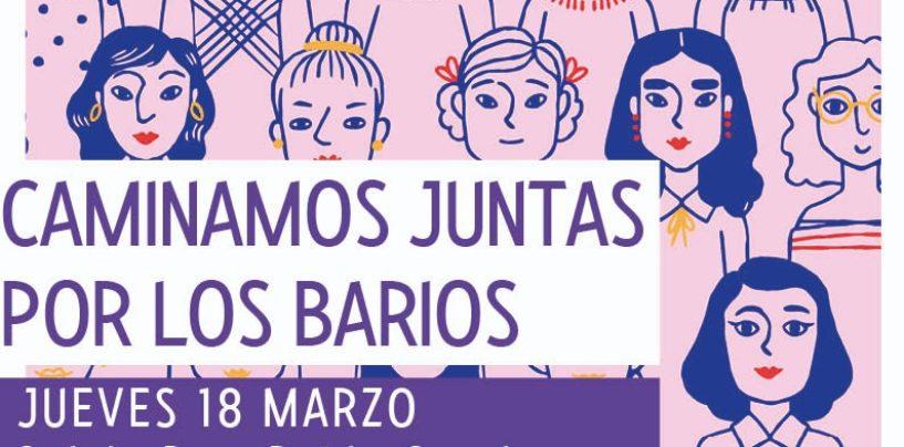 Mujeres transformando Leganés: caminamos juntas por los barrios.