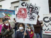 Familias de Madrid y Bilbao se unen este viernes a la revuelta escolar nacida en Barcelona para reclamar entornos escolares seguros