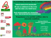 Debate educativo madrileño