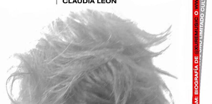 Eme, Iñigo Lowe y Claudia León en concierto