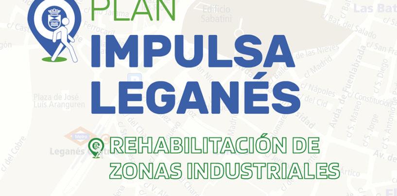 El Ayuntamiento presenta el Plan  'Impulsa Leganés'