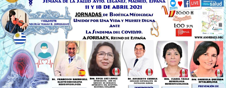 Simposio: Médicos/as por una vida y muerte digna ante la sindemia del Covid 19