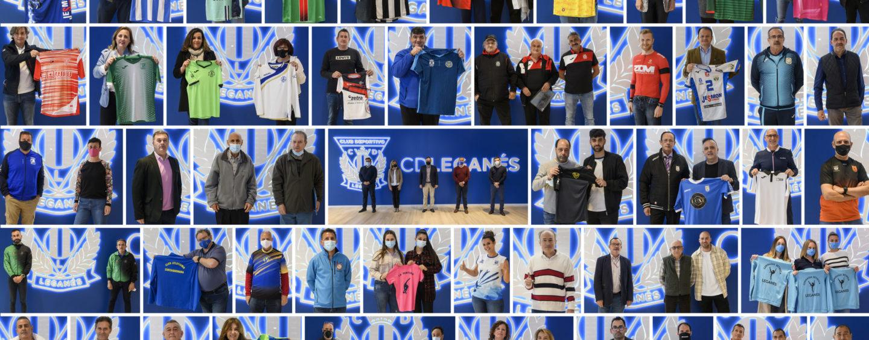 La Fundación del C.D. Leganés destina 167.300 euros para facilitar la labor que realizan los clubes que forman a miles de niños y jóvenes de la ciudad