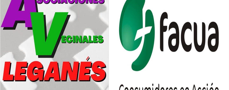 Colaboración de la FLAV y Facua con la intención de formar a consumidores y usuarios de Leganés