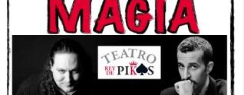Programación del Teatro Rey de Pikas: Espectáculos y Clases de Magia