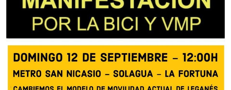 Bicicletada: 12 de septiembre de 2021